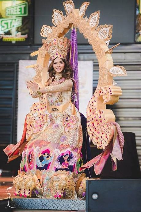 Nhung bo quoc phuc long lay nhat Miss Grand International 2016 - Anh 12