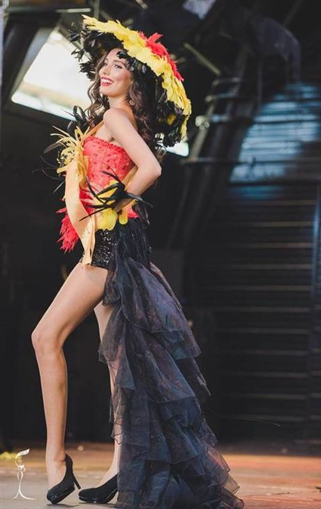 Nhung bo quoc phuc long lay nhat Miss Grand International 2016 - Anh 5