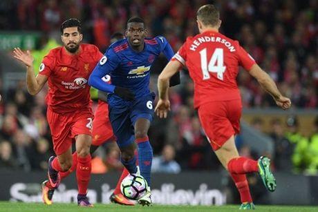Hoa Liverpool, Mourinho va Man United thuc su deu that bai - Anh 1