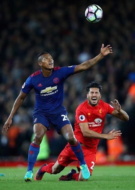 Cham diem Liverpool 0-0 MU: Nguoi hung De Gea cuu 'Quy do' thoat thua - Anh 13