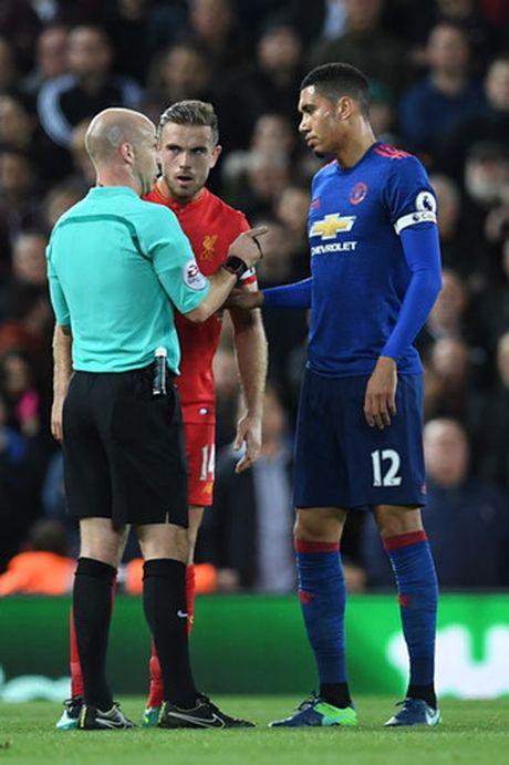 Cham diem Liverpool 0-0 MU: Nguoi hung De Gea cuu 'Quy do' thoat thua - Anh 14