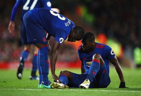 Cham diem Liverpool 0-0 MU: Nguoi hung De Gea cuu 'Quy do' thoat thua - Anh 15