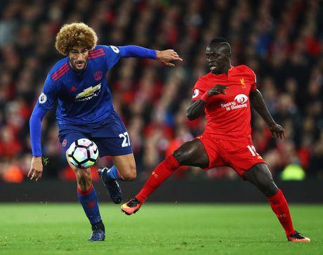 Cham diem Liverpool 0-0 MU: Nguoi hung De Gea cuu 'Quy do' thoat thua - Anh 18