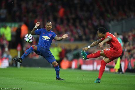 Cham diem Liverpool 0-0 MU: Nguoi hung De Gea cuu 'Quy do' thoat thua - Anh 20