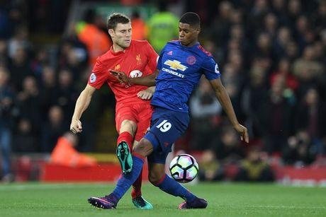 Cham diem Liverpool 0-0 MU: Nguoi hung De Gea cuu 'Quy do' thoat thua - Anh 21