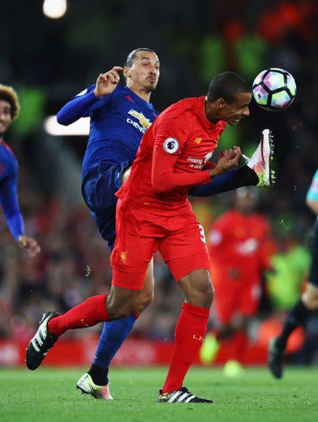 Cham diem Liverpool 0-0 MU: Nguoi hung De Gea cuu 'Quy do' thoat thua - Anh 4