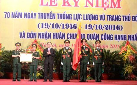 Chu tich nuoc: Bao ve tuyet doi an toan Thu do Ha Noi - Anh 3