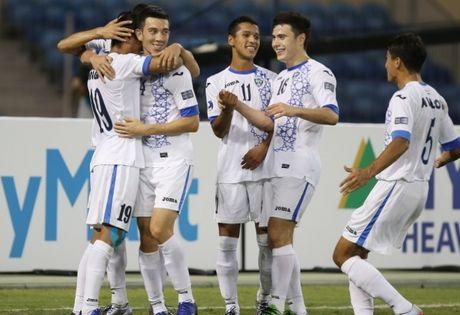 U19 chau A: Trung Quoc bi loai, xac dinh duoc 2 doi vao tu ket - Anh 1