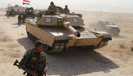 My mo hanh lang cho IS sang Syria: Nga bit cach nao? - Anh 1