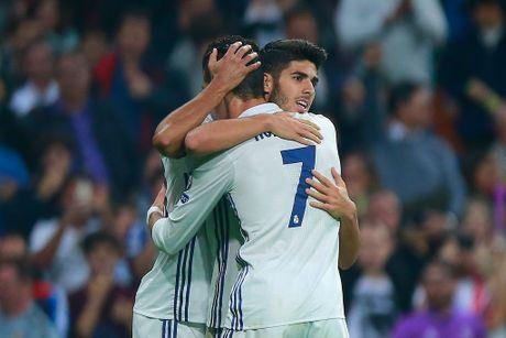 Cho nghiep vu bao vay san Bernabeu, Real de bep Legia trong ngay Ronaldo tit ngoi - Anh 6