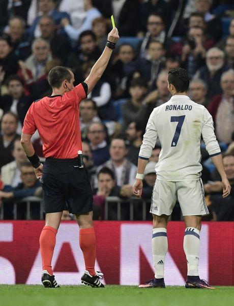 Cho nghiep vu bao vay san Bernabeu, Real de bep Legia trong ngay Ronaldo tit ngoi - Anh 8