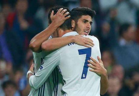 Chuyen bat thuong o Real: Ronaldo kien tao nhieu hon ghi ban - Anh 1