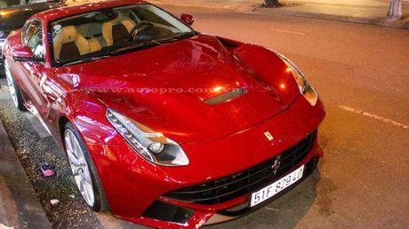Ferrari F12 Berlinetta do doc nhat Viet Nam ve tay Cuong 'Do-la' - Anh 1