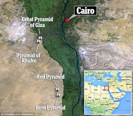 Bat ngo hai khoang bi an trong Dai kim tu thap Giza - Anh 4