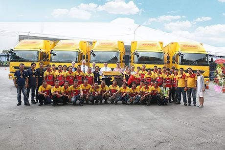 Fuso Fighter FJ 24 gia 1,2 ty gia nhap DHL Supply Chain - Anh 6