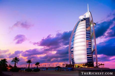 Nhung dieu ky thu chi co o thanh pho Dubai - Anh 11