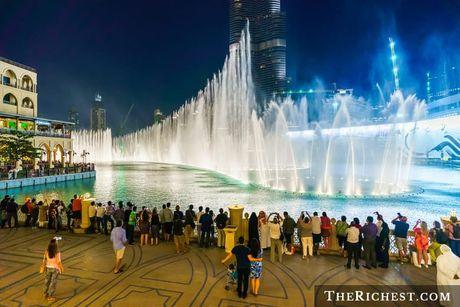 Nhung dieu ky thu chi co o thanh pho Dubai - Anh 2