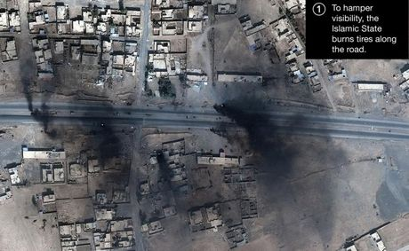 IS se su dung vu khi sinh hoc tai Mosul - Anh 1