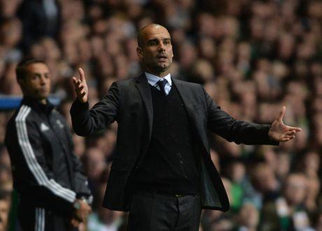 Guardiola dang dua voi lua khi de Man City da nhu Barcelona - Anh 1