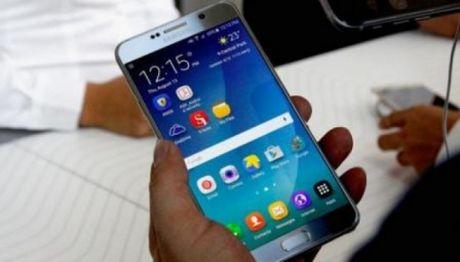 Cham dut doi may moi va hoan tien cho nguoi mua Samsung Galaxy Note 7 - Anh 1