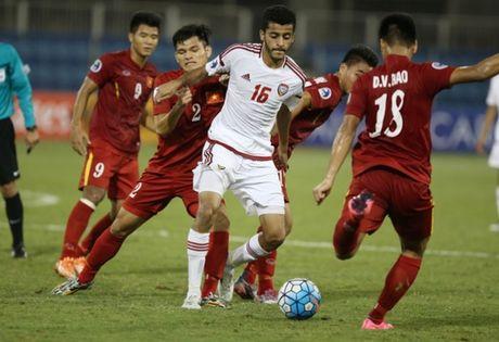 HLV U19 Iraq cat 5 tru cot khi gap U19 Viet Nam - Anh 1