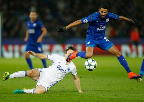 Leicester: An so cua Champions League - Anh 1