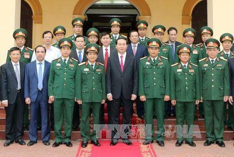Ky niem 70 nam Ngay Truyen thong Luc luong vu trang Quan khu 2 - Anh 3
