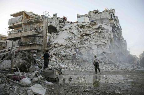 Nga keo dai lenh ngung ban tai Aleppo - Anh 1