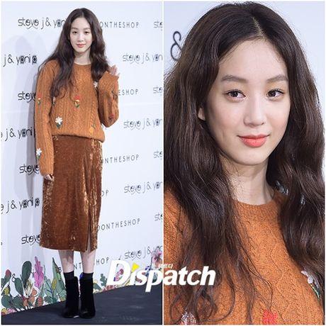 Na Eun nam tinh, Kim So Hyun gia dan tai Seoul Fashion Week - Anh 11