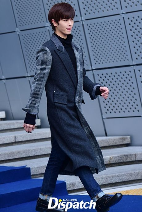 Na Eun nam tinh, Kim So Hyun gia dan tai Seoul Fashion Week - Anh 6