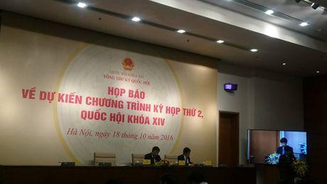 Tong Thu ky QH: 'Khoan xe cong cua Bo Tai chinh chua that hieu qua' - Anh 1