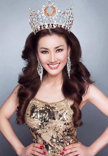 Tracy Hang Nguyen dai dien Viet Nam du thi Mrs World 2016 - Anh 3