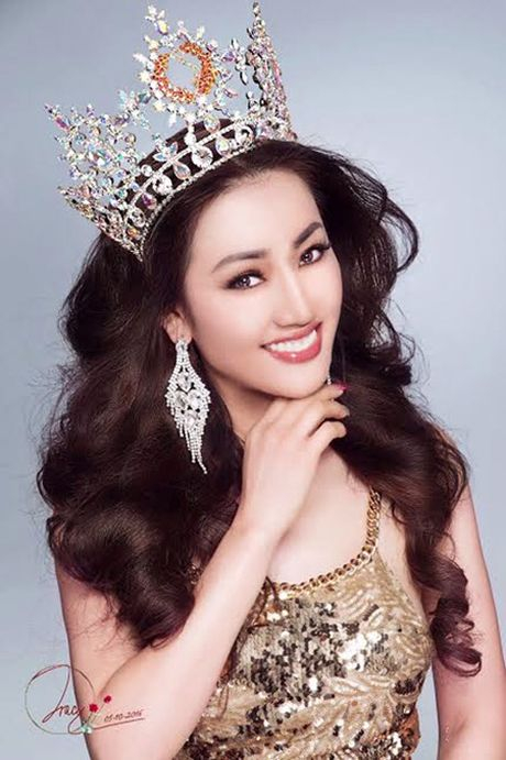 Tracy Hang Nguyen dai dien Viet Nam du thi Mrs World 2016 - Anh 4