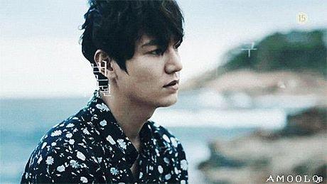 "Lee Min Ho than tho ngong bien, mo ve ""nguoi tinh kiep truoc"" Jeon Ji Hyun - Anh 1"