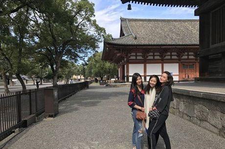 Bo roi chong, Lam Tam Nhu cung hoi ban than di du lich Nhat Ban - Anh 1