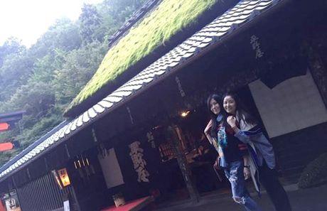 Bo roi chong, Lam Tam Nhu cung hoi ban than di du lich Nhat Ban - Anh 4