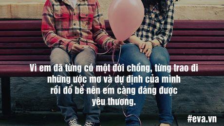 Vi em tung co mot doi chong nen em cang dang duoc yeu thuong - Anh 3