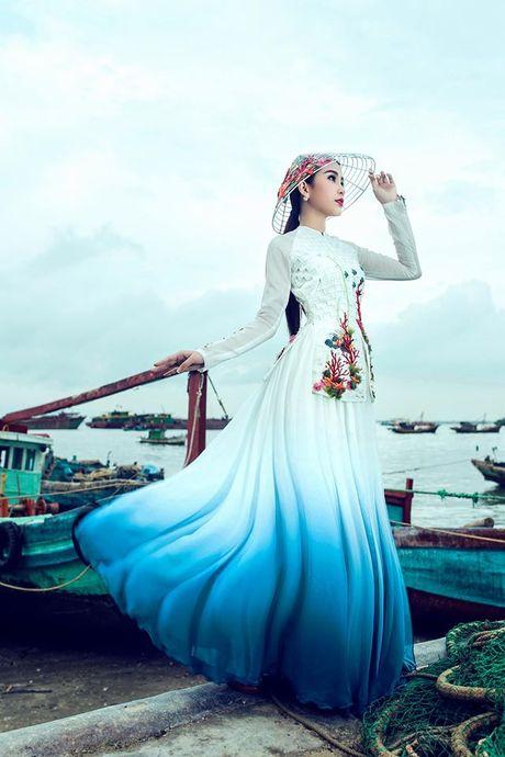 Nam Em gianh giai Bac trong phan thi Tai nang tai Hoa hau Trai Dat 2016 - Anh 7