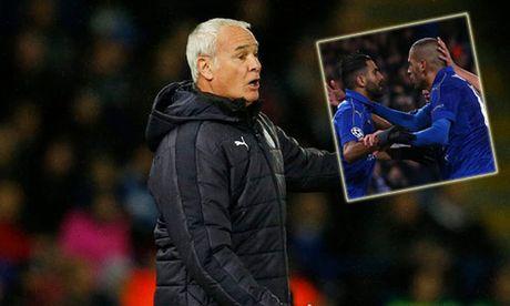 Cup C1: 3 tran 9 diem, HLV Leicester van lo bi loai - Anh 1