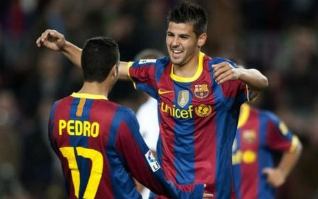 Man City gap Barca: Co nhan phuc han - Anh 3