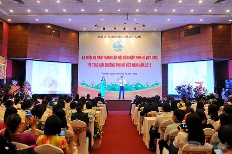 Hoi LHPN Viet Nam to chuc le ky niem 86 nam thanh lap - Anh 1