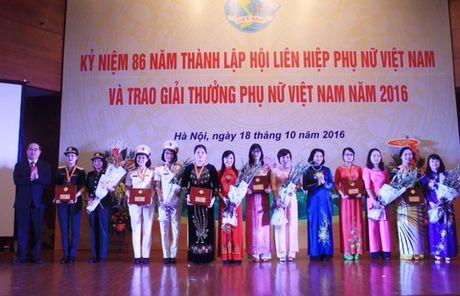 Hoi LHPN Viet Nam to chuc le ky niem 86 nam thanh lap - Anh 2