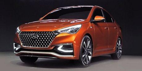 Hyundai Verna 2017 vua duoc chot gia 240 trieu dong co gi dac biet? - Anh 2
