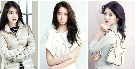 YoonA - Suzy - IU: Ai la nu than tuong thanh cong nhat voi nghiep dien? - Anh 1