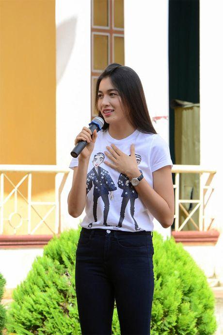 Pham Huong, Thu Thao: Da dep roi thi mac style don gian den may cung la dinh cao nhan sac - Anh 12