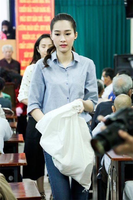 Pham Huong, Thu Thao: Da dep roi thi mac style don gian den may cung la dinh cao nhan sac - Anh 4