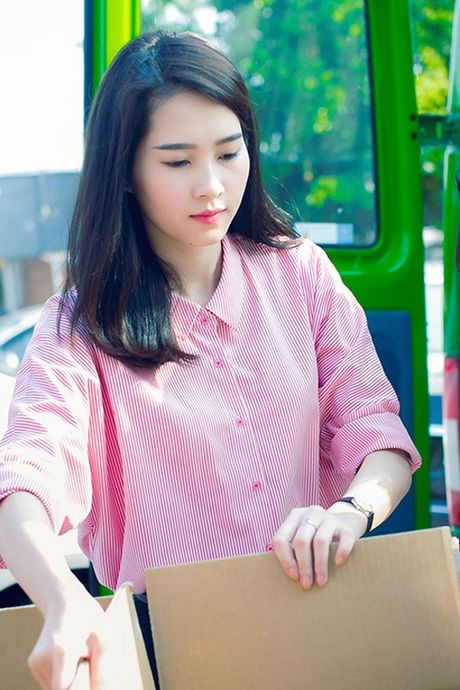 Pham Huong, Thu Thao: Da dep roi thi mac style don gian den may cung la dinh cao nhan sac - Anh 6