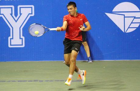 Ly Hoang Nam vao tu ket Giai Vietnam F7 Futures - Anh 1