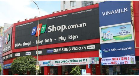 Vinamilk bat tay FPT Shop dat sua canh smartphone la vi ly do nay! - Anh 1