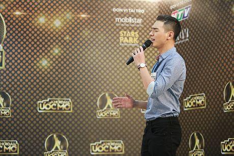 Chung Huyen Thanh dong vien ban trai thu suc voi cuoc thi 'Khoi dau uoc mo' - Anh 2
